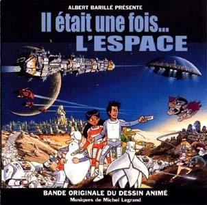"""Le père d' """"il était une fois ... l'espace"""" est mort Cd_il_etait_une_fois_l'espace_reduit"""