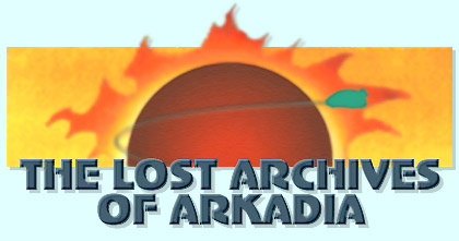 The lost archive of Arkadia